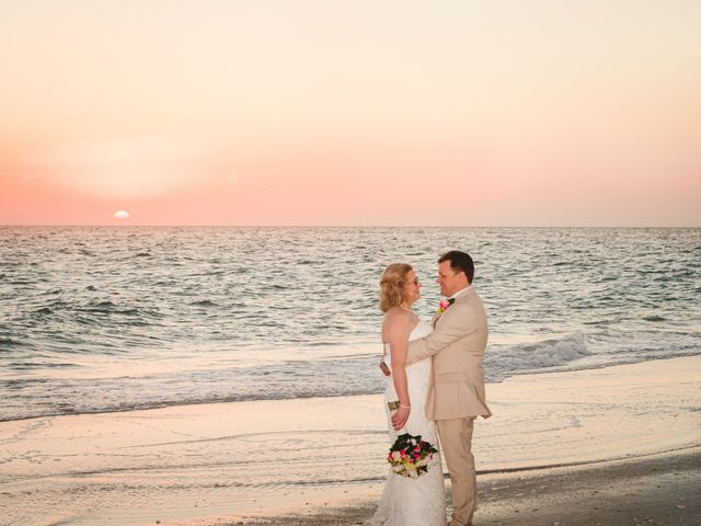 Don and Tara's Wedding in Estero, Florida 11