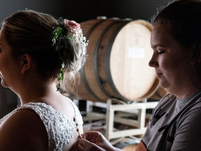 Yesenia and Rose's Wedding in Cannon Falls, Minnesota 11