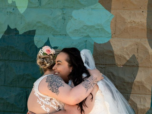 Yesenia and Rose's Wedding in Cannon Falls, Minnesota 14