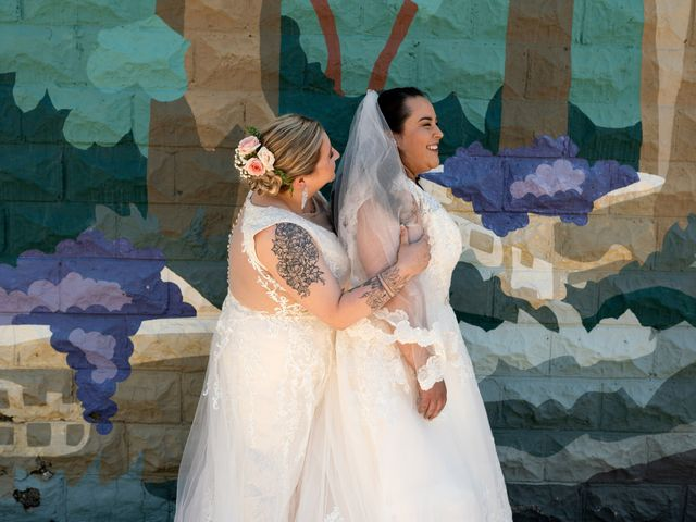 Yesenia and Rose's Wedding in Cannon Falls, Minnesota 15
