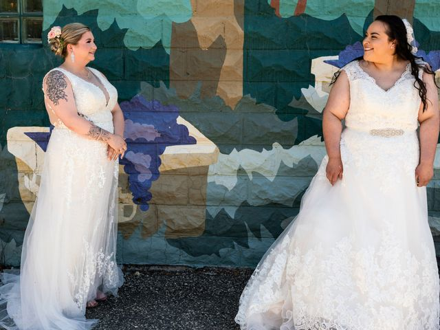 Yesenia and Rose's Wedding in Cannon Falls, Minnesota 16