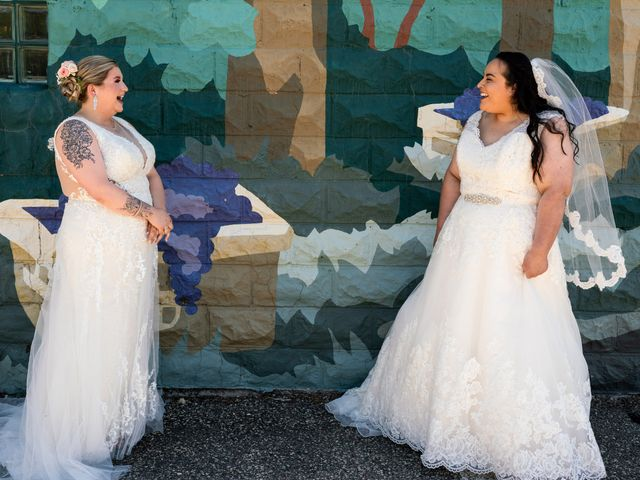 Yesenia and Rose's Wedding in Cannon Falls, Minnesota 17