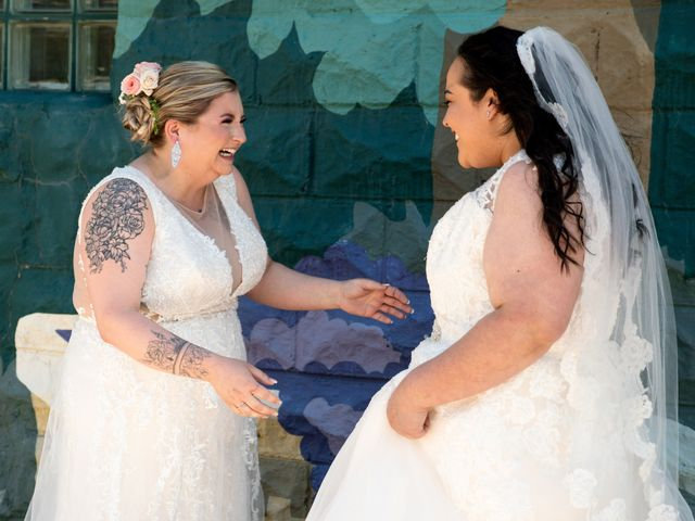 Yesenia and Rose's Wedding in Cannon Falls, Minnesota 18