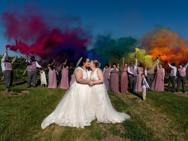 Yesenia and Rose's Wedding in Cannon Falls, Minnesota 19