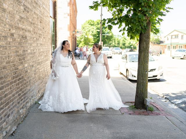 Yesenia and Rose's Wedding in Cannon Falls, Minnesota 23