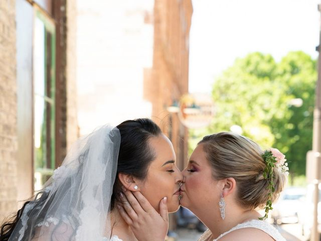 Yesenia and Rose's Wedding in Cannon Falls, Minnesota 24