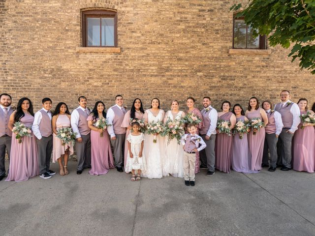 Yesenia and Rose's Wedding in Cannon Falls, Minnesota 28