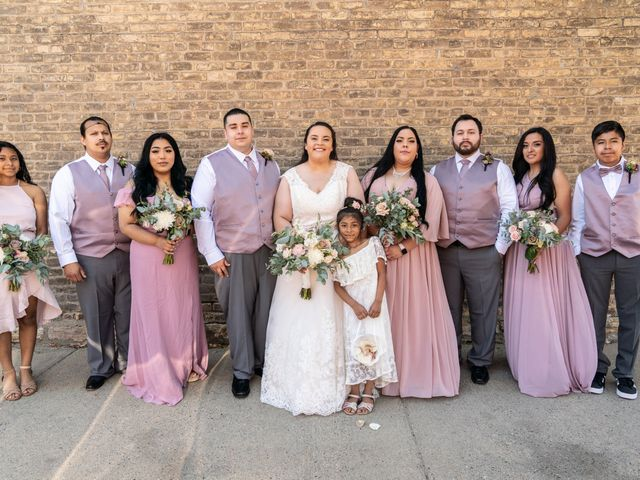 Yesenia and Rose's Wedding in Cannon Falls, Minnesota 29