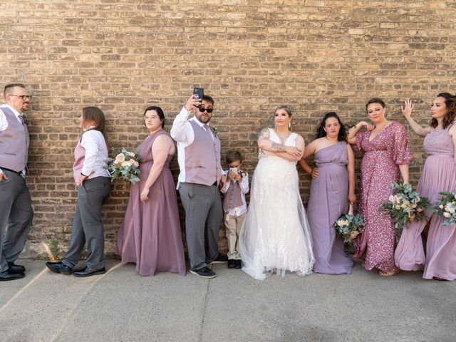 Yesenia and Rose's Wedding in Cannon Falls, Minnesota 30