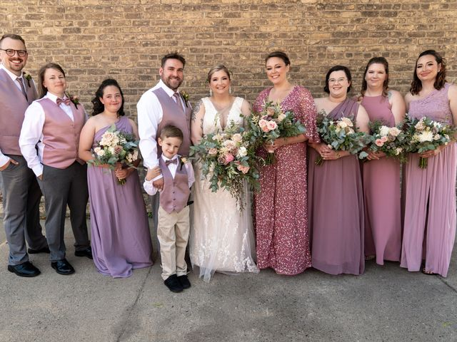 Yesenia and Rose's Wedding in Cannon Falls, Minnesota 31