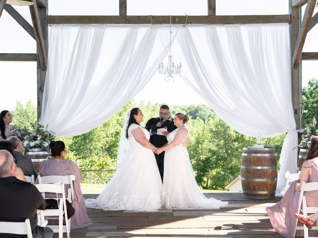 Yesenia and Rose's Wedding in Cannon Falls, Minnesota 32