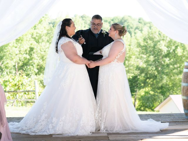 Yesenia and Rose's Wedding in Cannon Falls, Minnesota 34