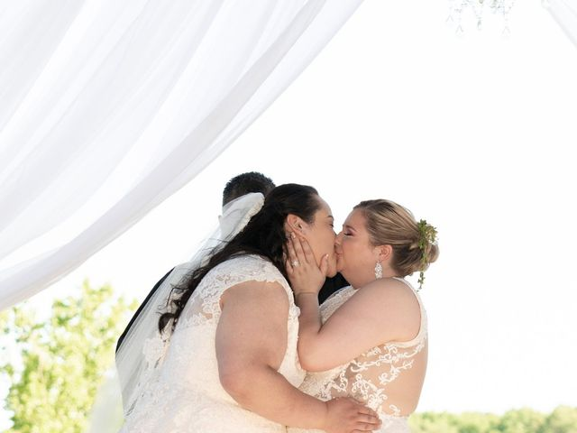 Yesenia and Rose's Wedding in Cannon Falls, Minnesota 35