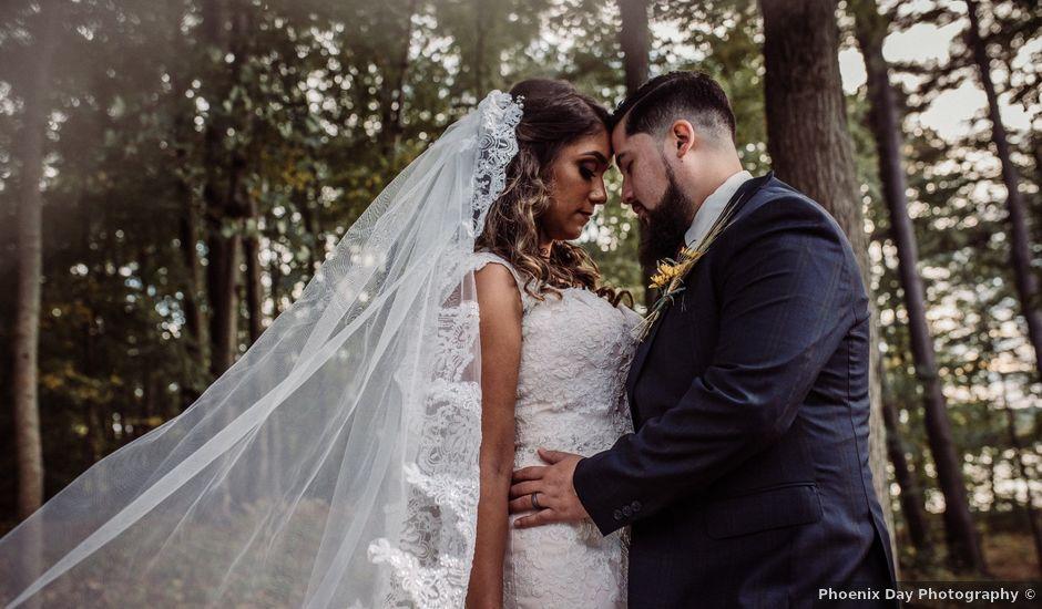 Edwin and Alexis's Wedding in Sharon, Massachusetts