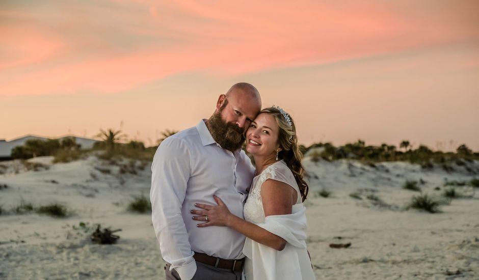John and Casey's Wedding in Jekyll Island, Florida