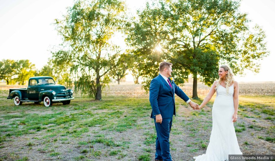 Kyle and Ally's Wedding in Topeka, Kansas
