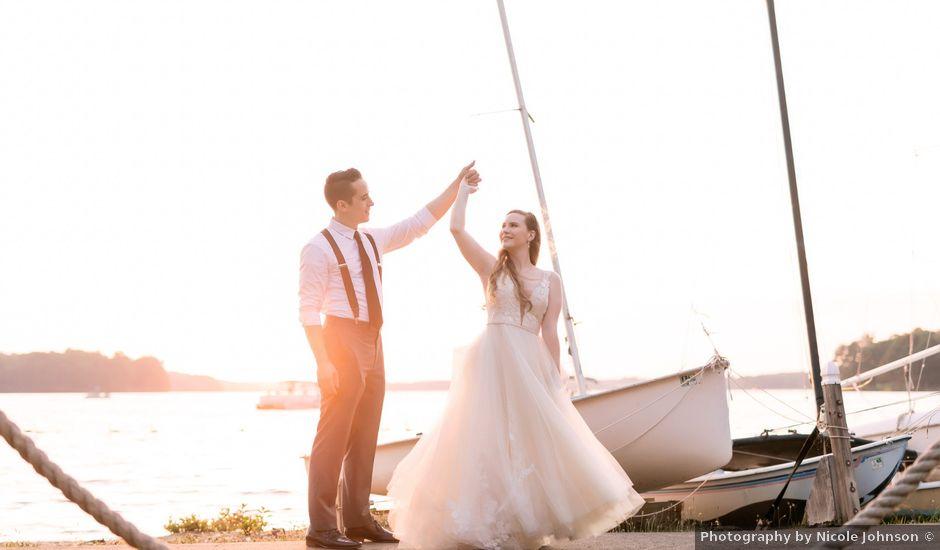 Aidan and Carrie's Wedding in Midlothian, Virginia