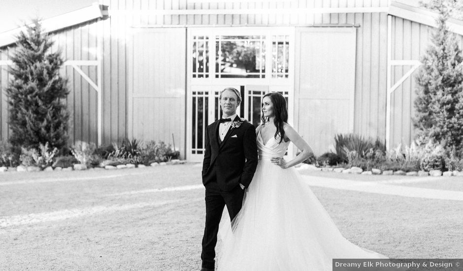 Paul and Brittany's Wedding in Dripping Springs, Texas