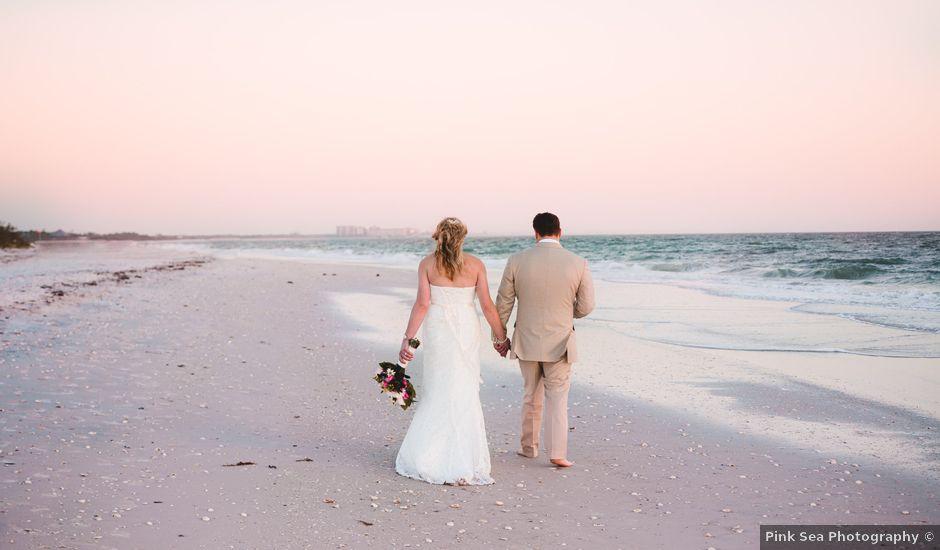 Don and Tara's Wedding in Estero, Florida