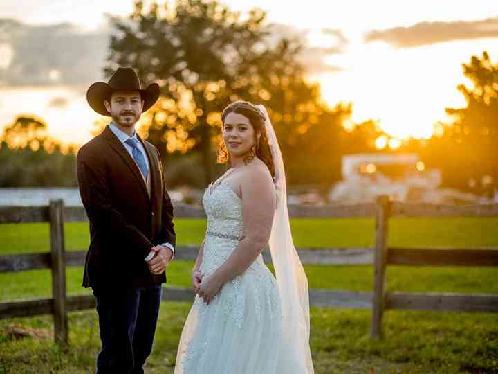 The wedding of Keley and Dallas