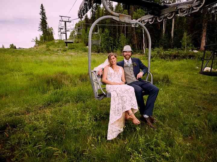 The wedding of Chris and McKenna