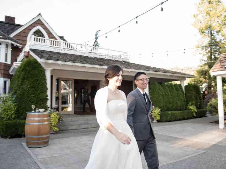 The wedding of Margaret and Antonio