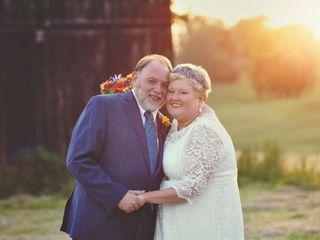 The wedding of Jim and Lori