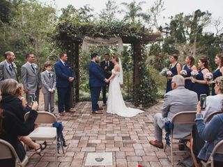 The wedding of Megan and Shane 1