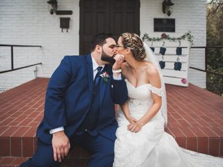 The wedding of Megan and Shane