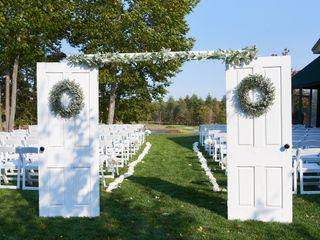 The wedding of Erin and Brett 2