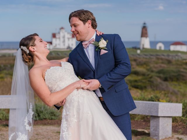 The wedding of Karissa and Stephen