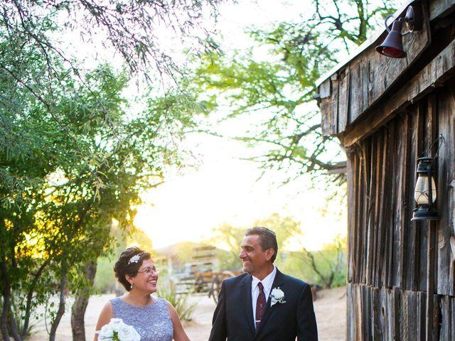 Ray and Laura's Wedding in Tucson, Arizona 3
