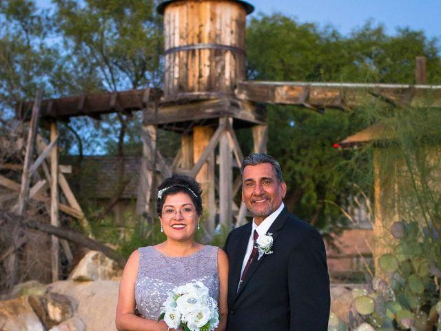 Ray and Laura's Wedding in Tucson, Arizona 4