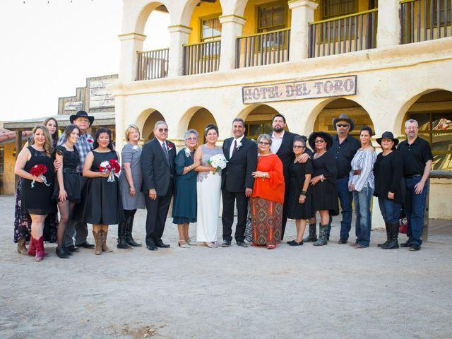 Ray and Laura's Wedding in Tucson, Arizona 10