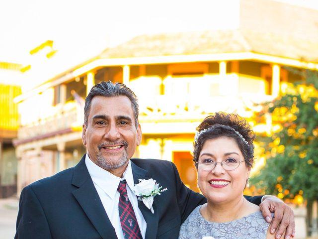 Ray and Laura's Wedding in Tucson, Arizona 12