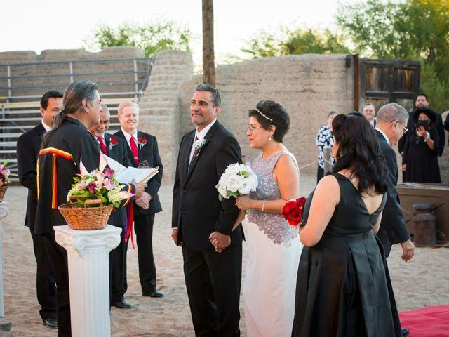 Ray and Laura's Wedding in Tucson, Arizona 13