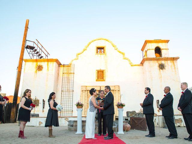 Ray and Laura's Wedding in Tucson, Arizona 15
