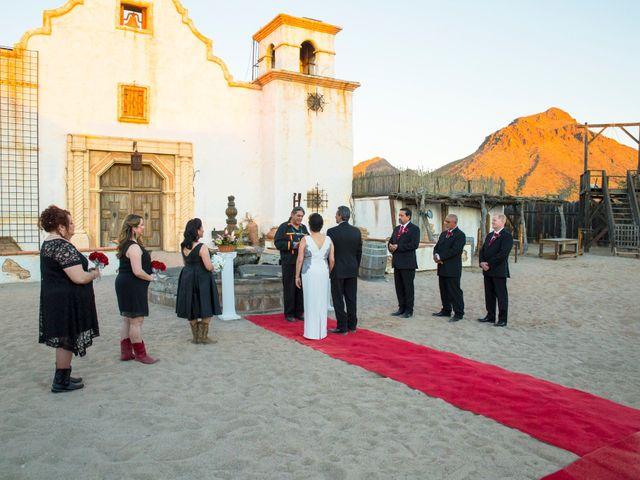 Ray and Laura's Wedding in Tucson, Arizona 17