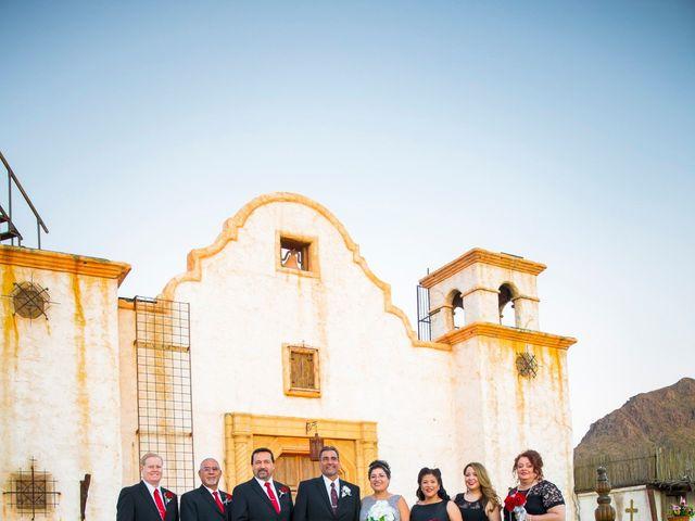 Ray and Laura's Wedding in Tucson, Arizona 19