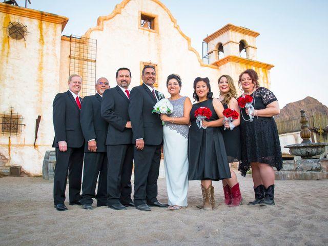 Ray and Laura's Wedding in Tucson, Arizona 21