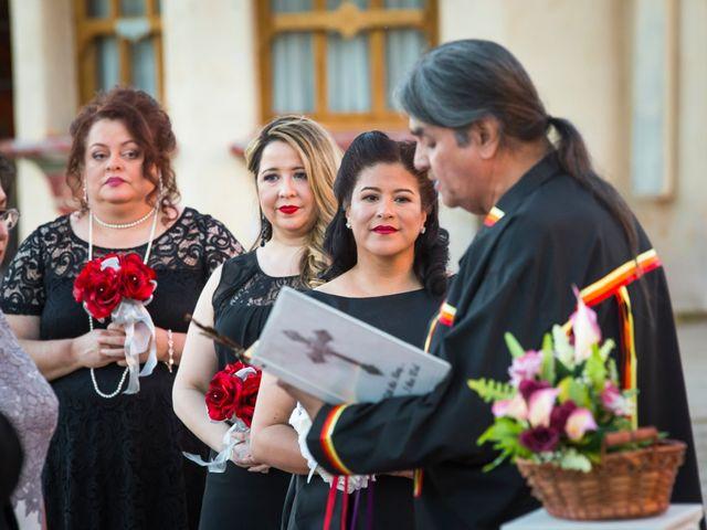 Ray and Laura's Wedding in Tucson, Arizona 22