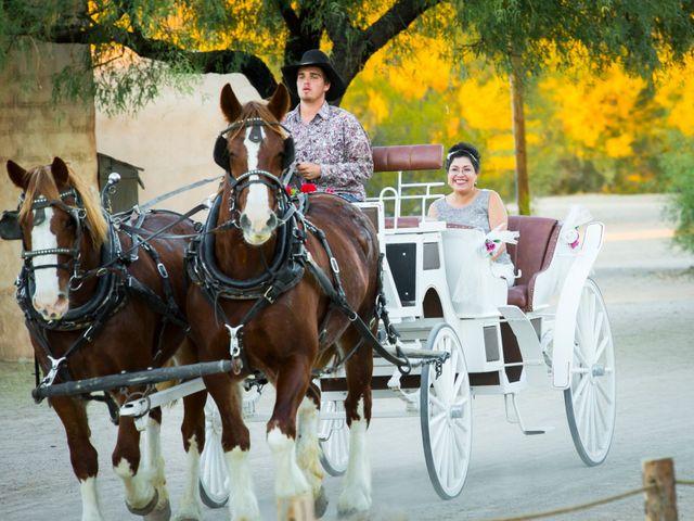 Ray and Laura's Wedding in Tucson, Arizona 23