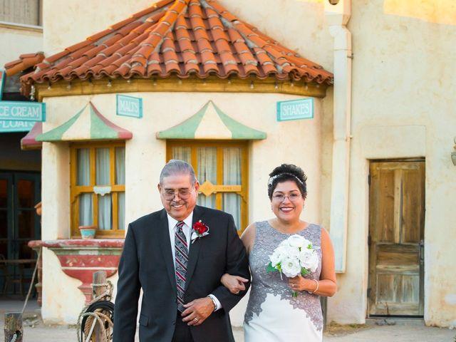 Ray and Laura's Wedding in Tucson, Arizona 24