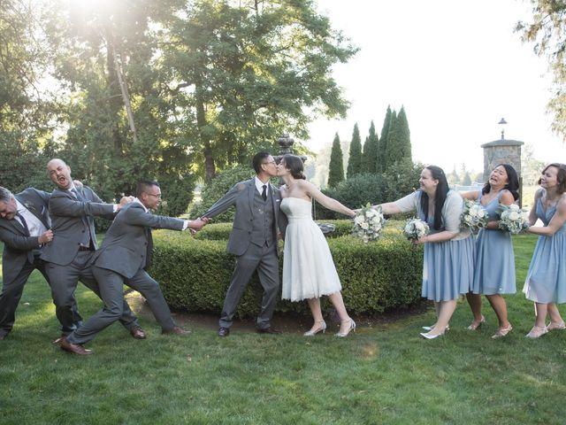 Antonio and Margaret's Wedding in Sumner, Washington 12