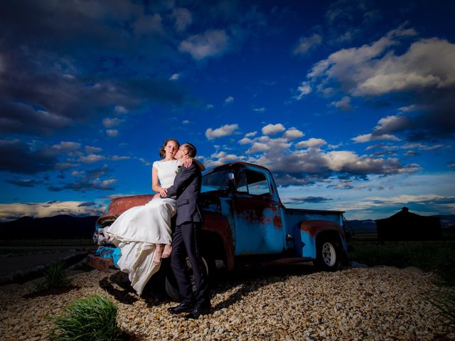 The wedding of Kiely and Shane