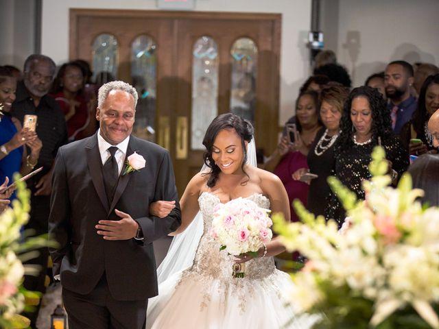 Naurice and Nicole's Wedding in Joliet, Illinois 4