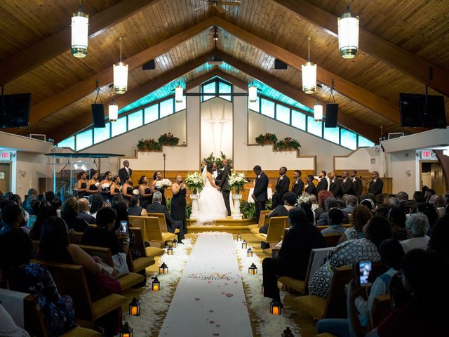 Naurice and Nicole's Wedding in Joliet, Illinois 5
