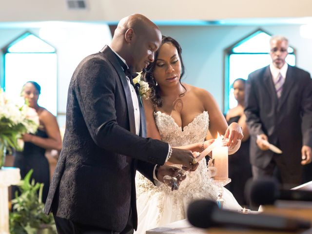 Naurice and Nicole's Wedding in Joliet, Illinois 6