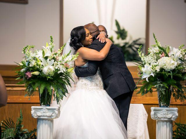 Naurice and Nicole's Wedding in Joliet, Illinois 8