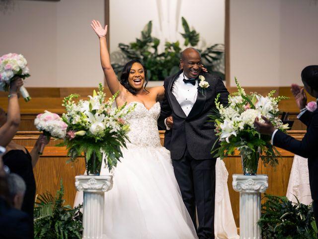Naurice and Nicole's Wedding in Joliet, Illinois 9